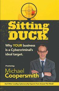 Michael Coopersmith, Author - Sitting Duck